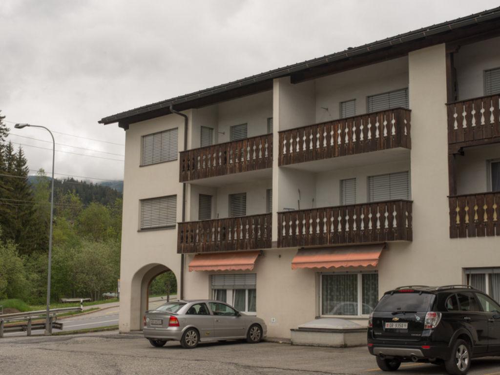 Ferienwohnung CRISTALLINA 2 / Brandenberger