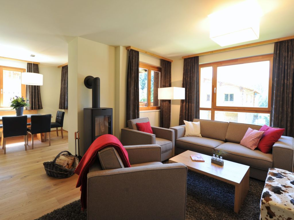 Ferienwohnung PRIVÀ Alpine Lodge DLX3
