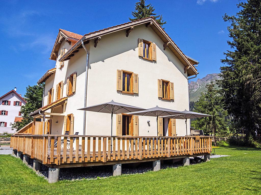 Casa di vacanza von capeller lenzerheide e dintorni for Case vacanza budoni e dintorni