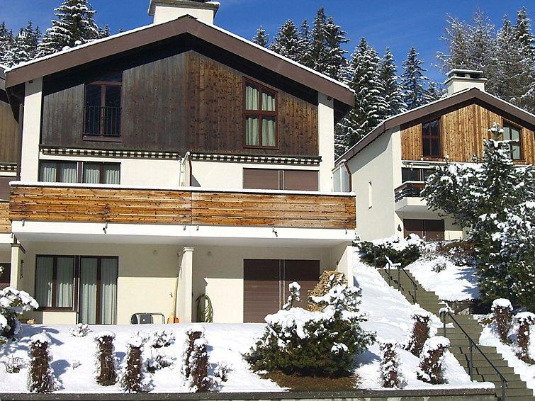 La Schmetta 11 - Apartment - Lenzerheide - Valbella