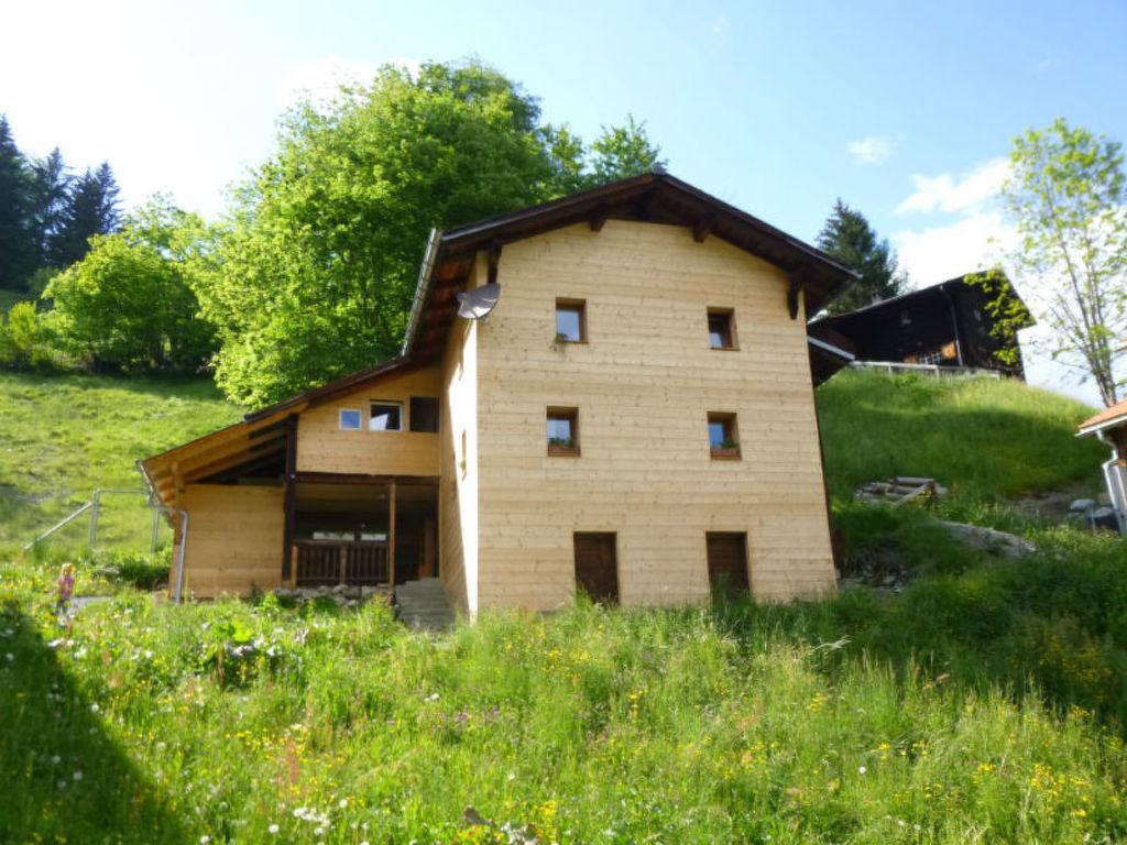 Ferienwohnung Ferienwohnung Bio-Hirschfarm