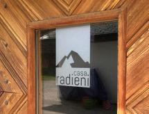 Ferienwohnung Ferienwohnung Casa Radieni