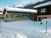 Klosters - Appartement Acletta Nord