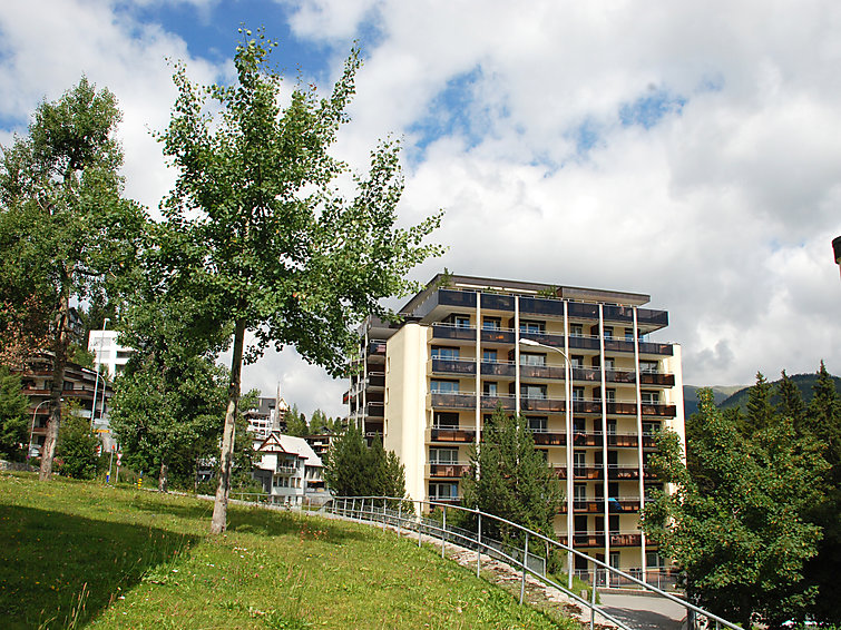 Holiday apartment Allod-Park (9066), Davos, Davos - Klosters - Prättigau, Grison, Switzerland, picture 1