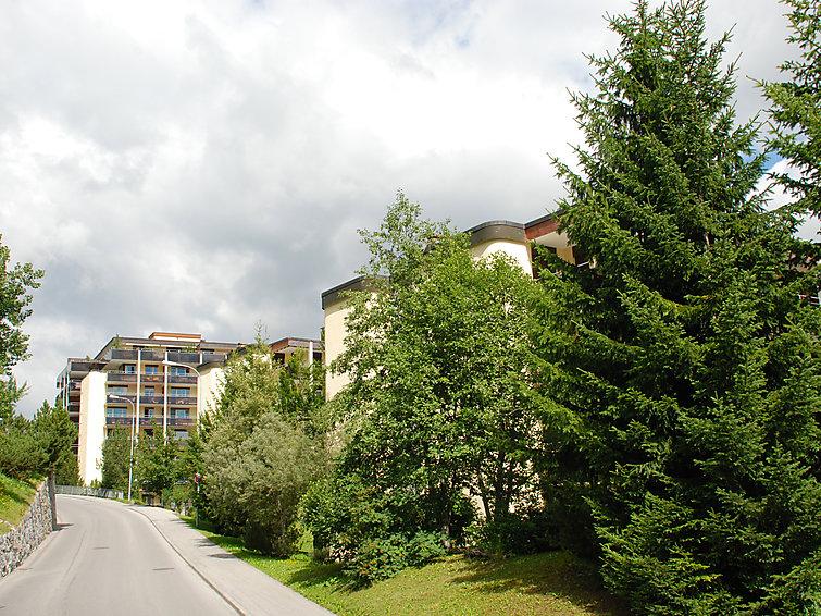 Holiday apartment Allod-Park (9066), Davos, Davos - Klosters - Prättigau, Grison, Switzerland, picture 10