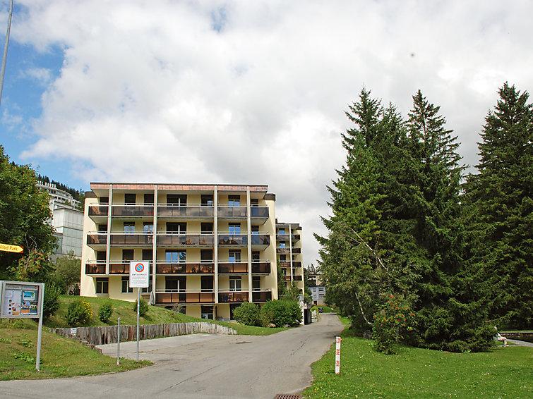 Holiday apartment Allod-Park (9066), Davos, Davos - Klosters - Prättigau, Grison, Switzerland, picture 12