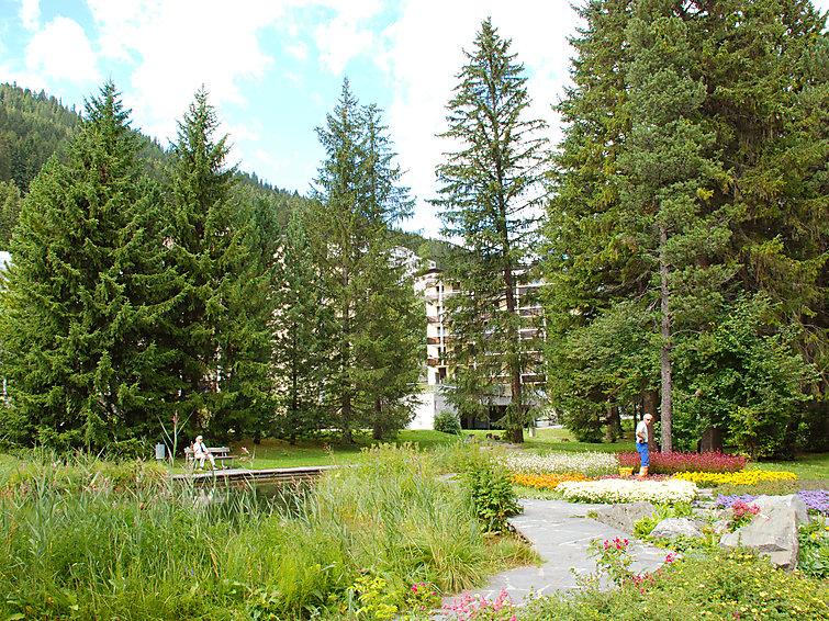 Holiday apartment Allod-Park (9066), Davos, Davos - Klosters - Prättigau, Grison, Switzerland, picture 14