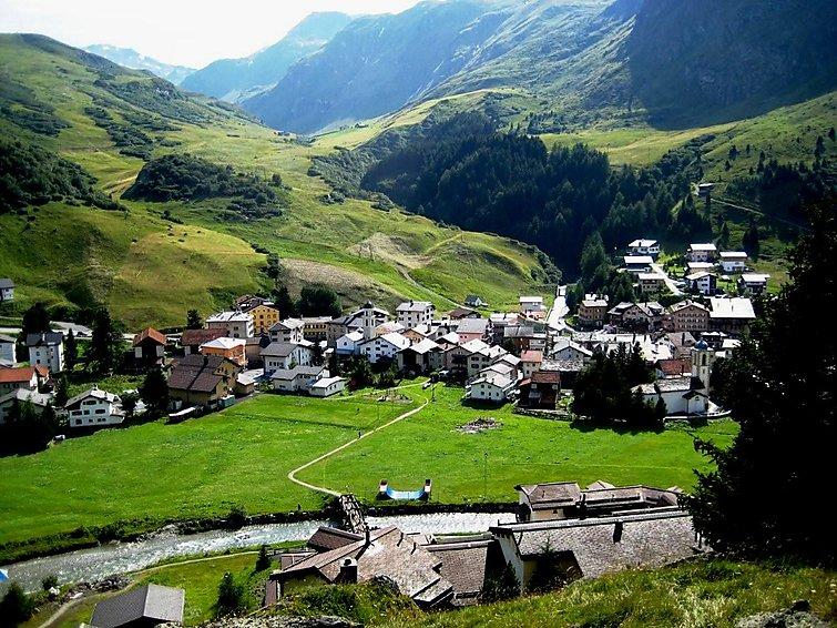 Holiday apartment Plaz (Utoring) (9098), Bivio, Surses - Savognin, Grison, Switzerland, picture 21