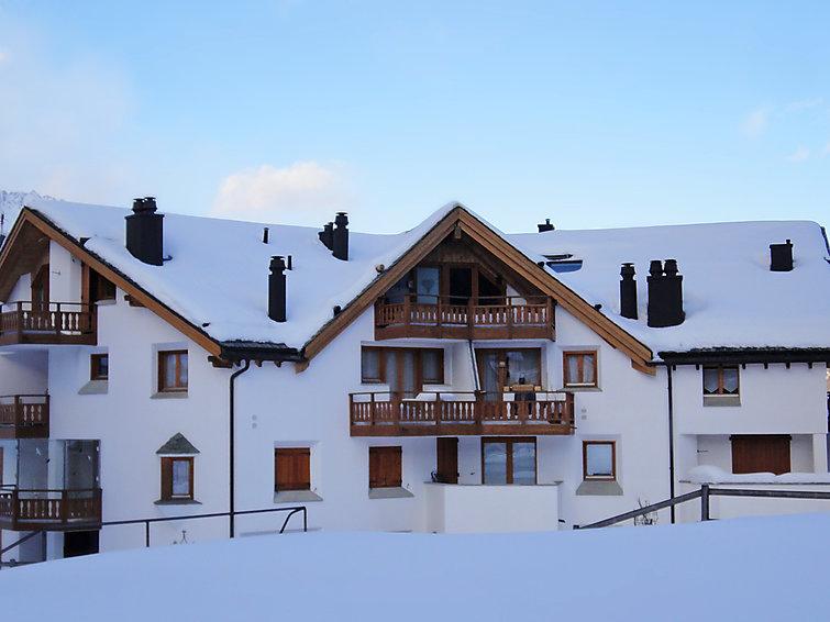 Chesa Foull `Alva C8 - Apartment - St. Moritz
