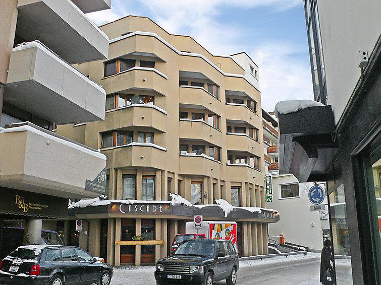 Residenz Bernasconi D48 - Apartment - St. Moritz