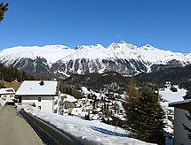 St. Moritz - Appartement Chesa Munt Sulai