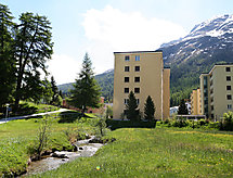 St. Moritz - Ferienwohnung Chesa Daniela - Apt. Anita
