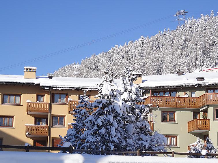 Chesa Ludains 8 - Apartment - St. Moritz