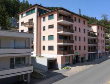 St. Moritz - Appartement Sur Ova