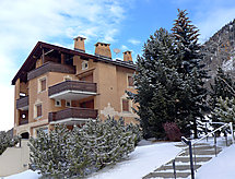 Pontresina - Appartement sur Crap