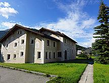 La Punt Chamues-ch - Appartement Chesa Chanella