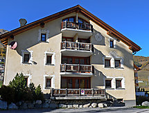Zuoz - Appartement Mezzaun