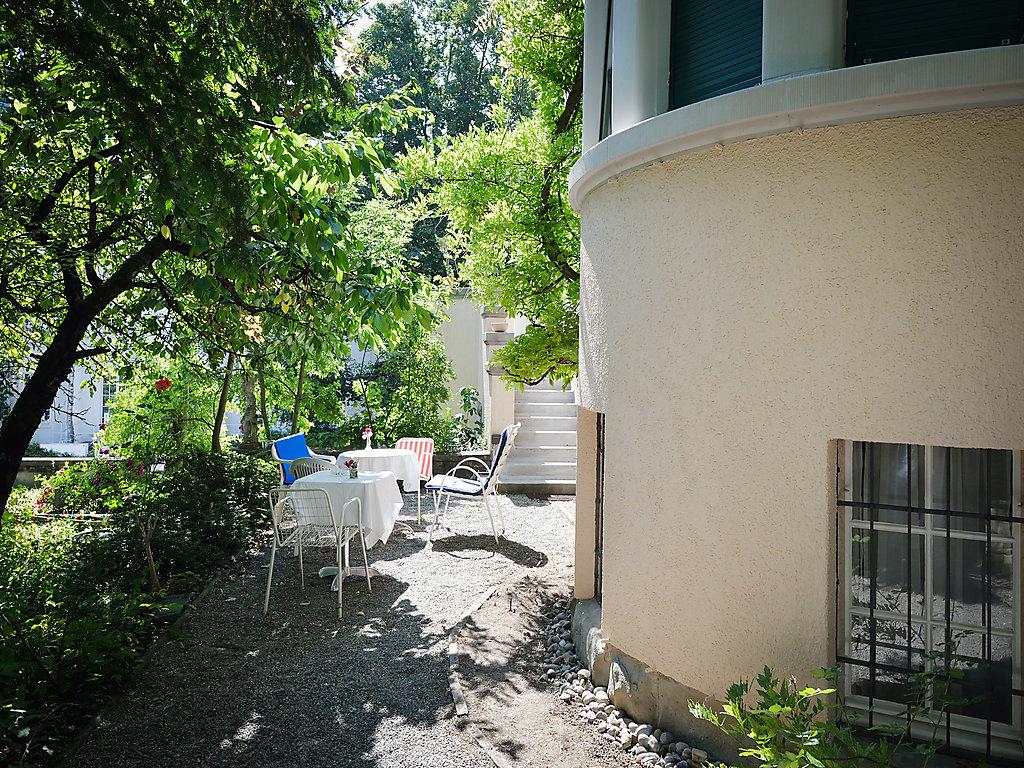 Ferienwohnung Garden Studio Apartment Zürichberg Apt.1