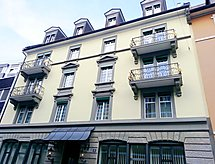 Zürich - Lomahuoneisto EMA House Sup. Standard Unterstrass
