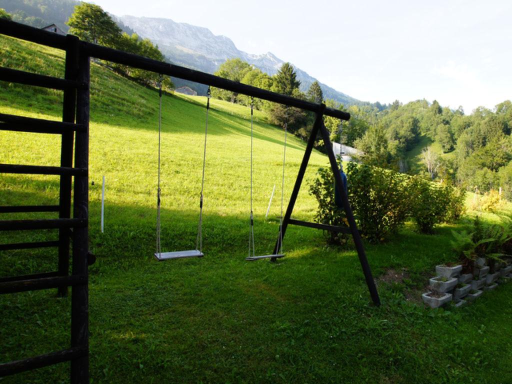 Ferienwohnung Chalet Bergheim