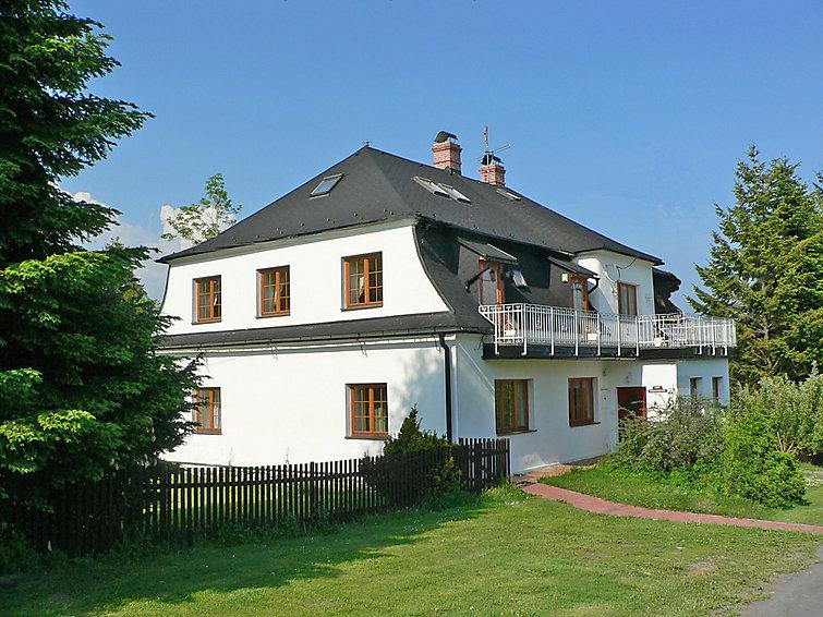 met je hond naar dit vakantiehuis in Svetla Hora