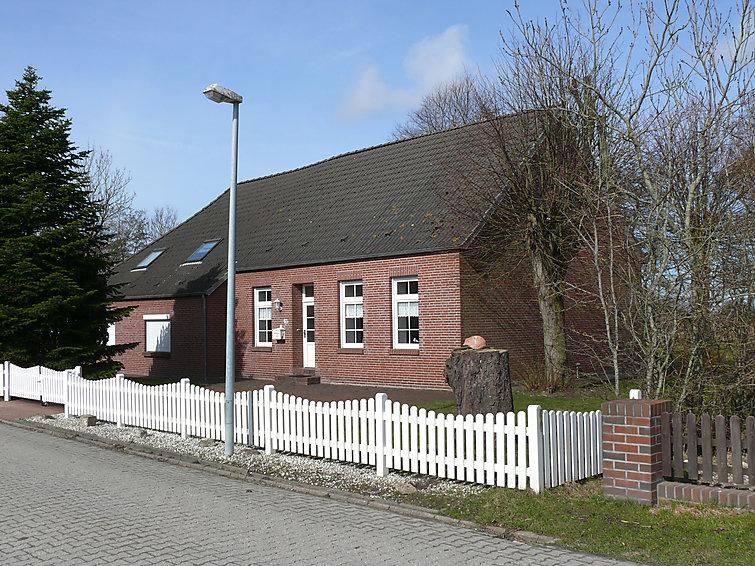 Reihenhaus Marienhafe