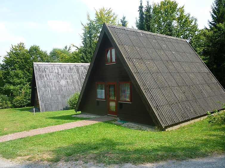 Met je hond op vakantie in dit vakantiehuis in Bad Arolsen
