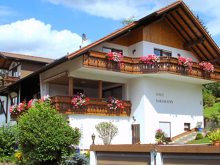 Holiday apartment Bartmann (34412), Beerfelden, Odenwald (Hesse), Hesse, Germany, picture 1