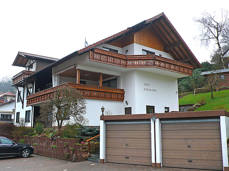Holiday apartment Bartmann (34412), Beerfelden, Odenwald (Hesse), Hesse, Germany, picture 11