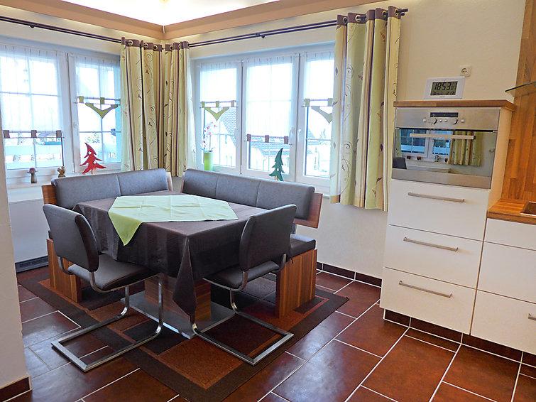 Аренда 2-х комнатного дома в Masserberg, Германия