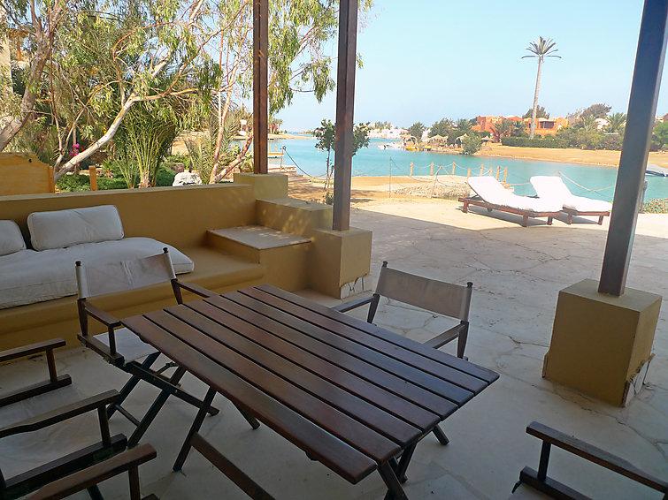 Ferienhaus El Gouna/Nubia