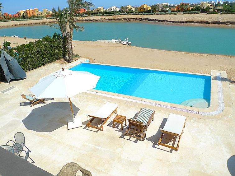 Ferienhaus El Gouna/West Golf
