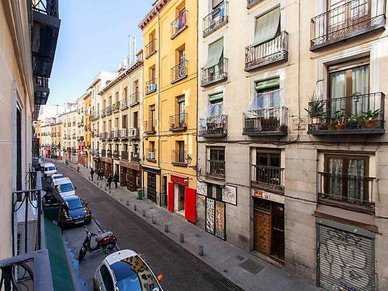 Ferienwohnung Madrid