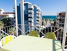 Málaga - Lägenheter Paseo de Sancha
