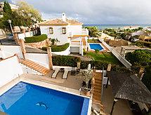 Mijas Costa - Lomatalo Casa sol y mar