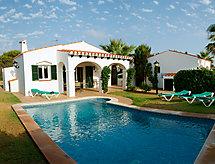 Vacation home Villas Cala'n Bosch V2D ST 01