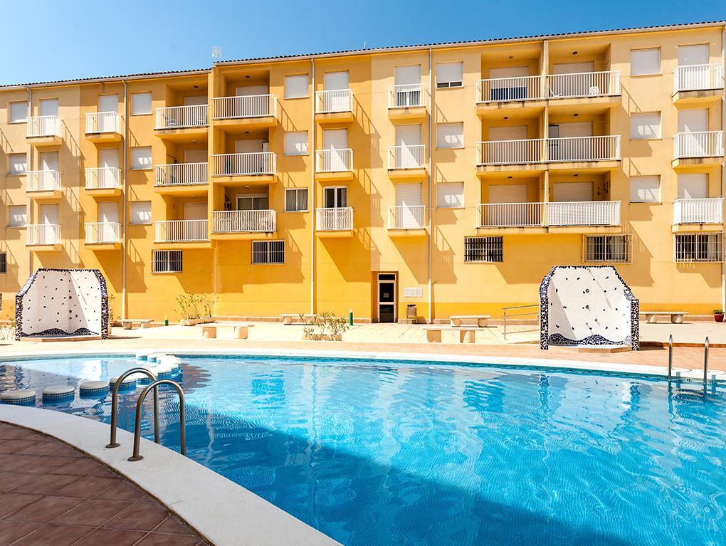 Где бронировать жилье в испании