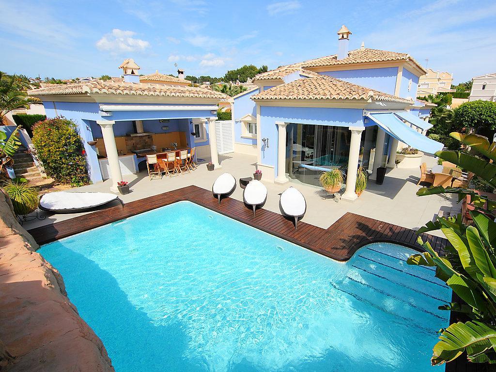 Casa di vacanza mediterranea costa blanca for Numeri di casa mediterranea