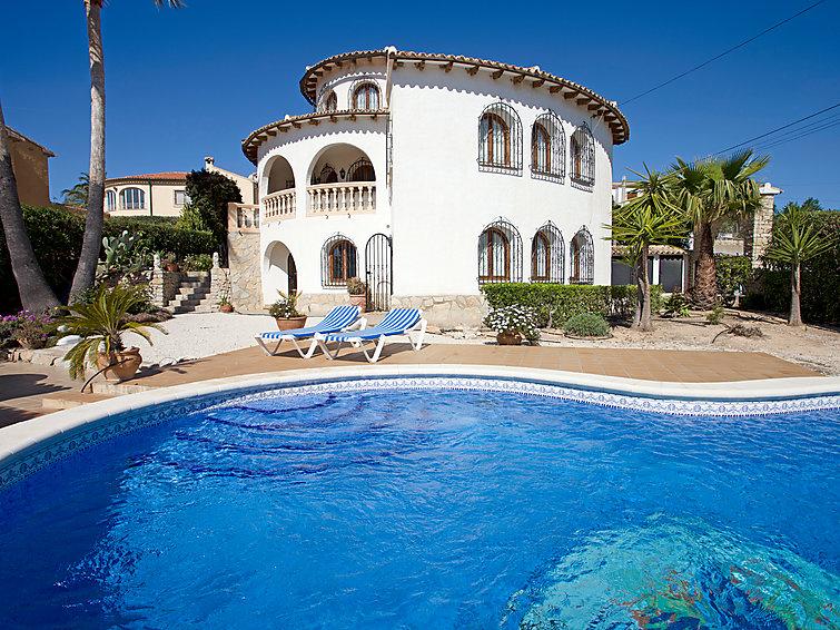 Недвижимость в испании кальпе аренда