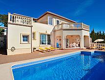 Moraira - Lägenheter Villa Lily