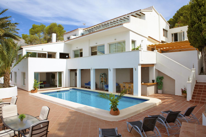 Casa de vacaciones la galera del mar in altea espa a - Casas del mar espana ...