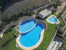 Benidorm - Lägenheter Torre Lugano 16º79