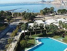 Alicante - Lomahuoneisto Puerto Romano
