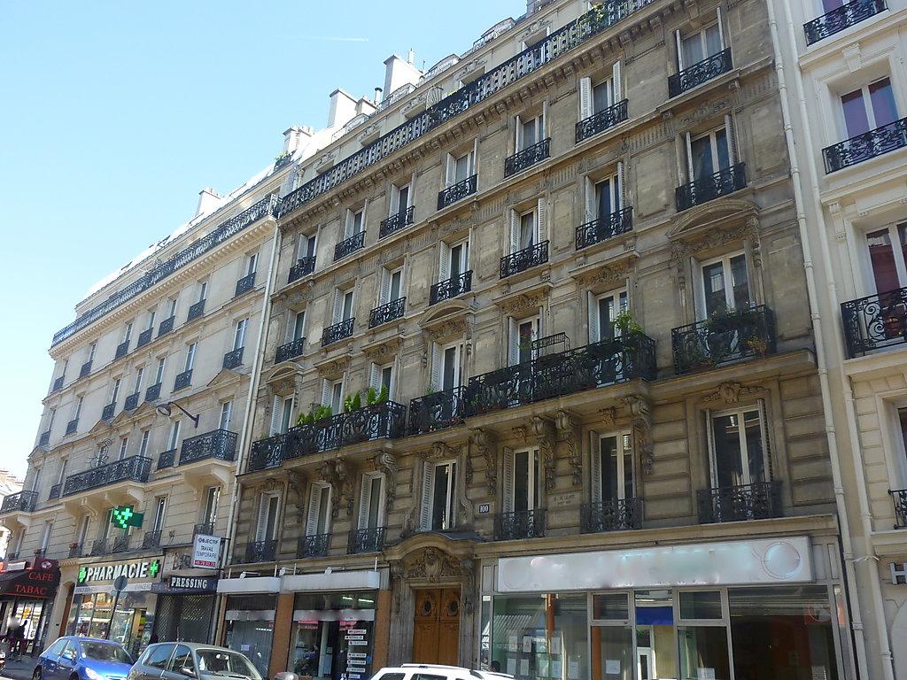 frankreich paris entrepot