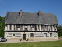 Criquetot - Ferienhaus Manoir de l'Ecluse