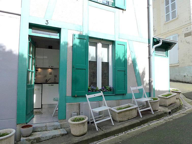 Reihenhaus Deauville-Trouville