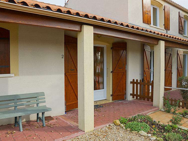 Ferienhaus Vaux Sur Mer