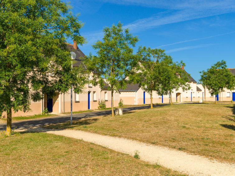 Self catered chalet residence les jardins renaissance - Les jardins renaissance azay le rideau ...