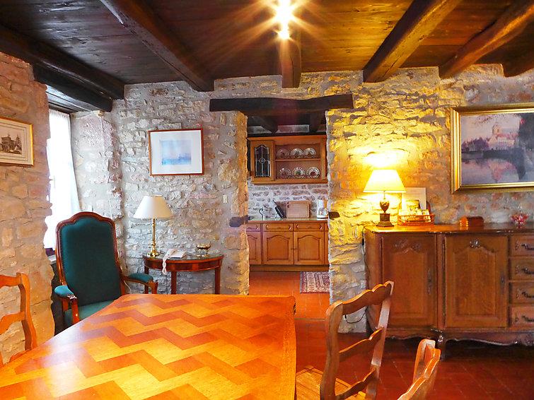 Ferienhaus Semur en Auxois