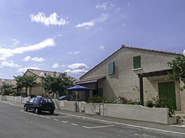 Reihenhaus Saint Pierre La Mer